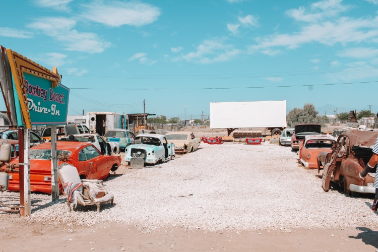 Bombay Beach Drive-in 2